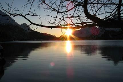 Description: Lake Sils