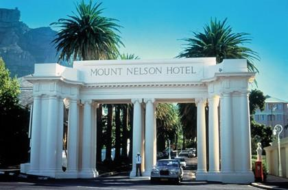 Description: The Mount Nelson Hotel