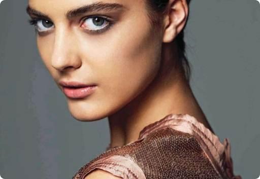 Description: Katryn Kruger By Justin Polkey for Elle South Africa July 2012