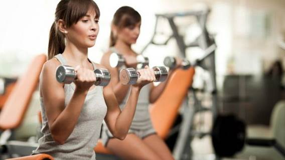 If your workout consists of 10 reps or more, aim to increase the weight, drop the number of reps and do more sets.