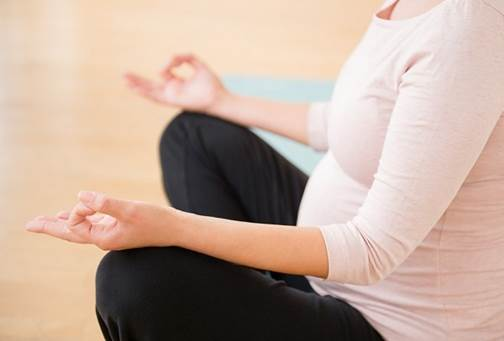 Doing exercise is very good for pregnant women.