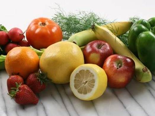Kinds of food such as tomato, lemon,…contain the high content of vitamin C.