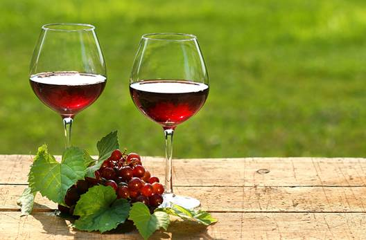 Drinking wine with a suitable amount is very good for heart.