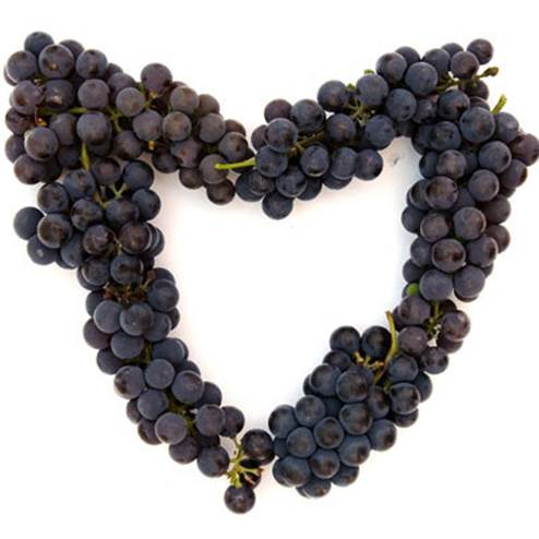 Eating grapes can help control your blood pressure.