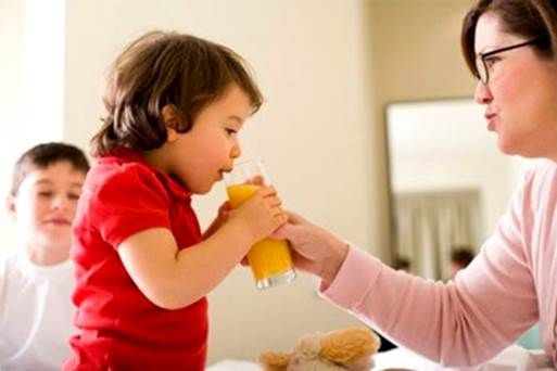 You can let your children use nutritious drinks such as fruit juices, soya milk,…