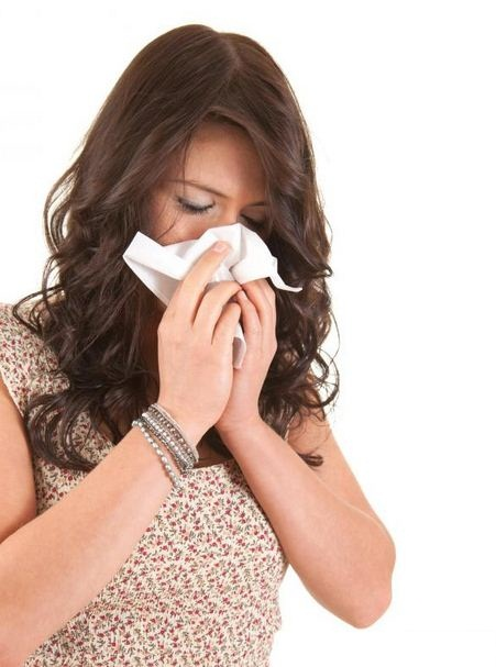 Mucus and sneezing that occurs with a runny nose can really get you down.