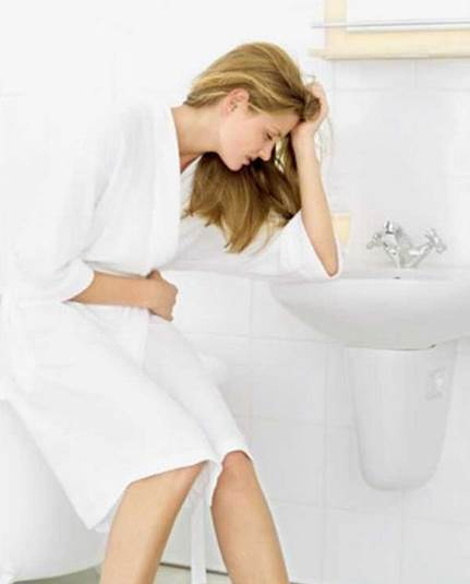The theory is that the rush of the hormone hCG and possibly estrogen, a hypersensitivity to smell, and the physical changes in a sensitive tummy cause the sensation.
