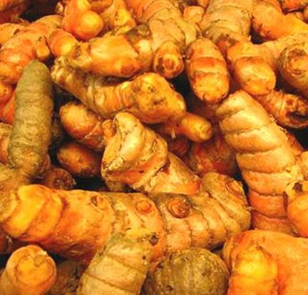 Turmeric won't bring foods smells that so specific but unexpected benefits.
