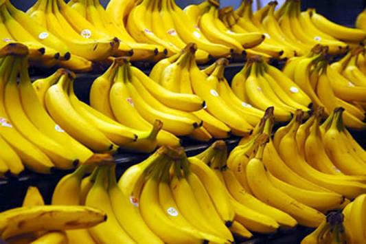 One banana contains 29mg of magnesium.