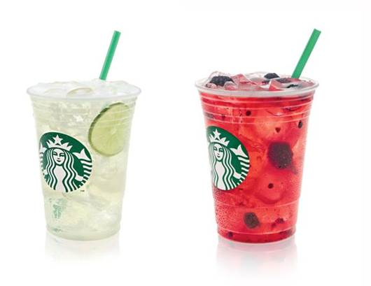 The passion tea is infused with hibiscus, known to lower blood pressure.