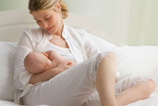 Iron from breast milk is also far better absorbed than other sources of iron.