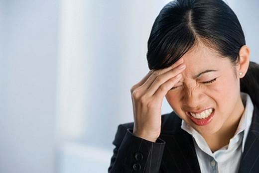 When you have headache, you should check whether your blood pressure is stable or not.
