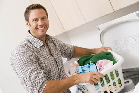 Put your faith in your husband or mother and give them the housework, shopping and let them take care of you.