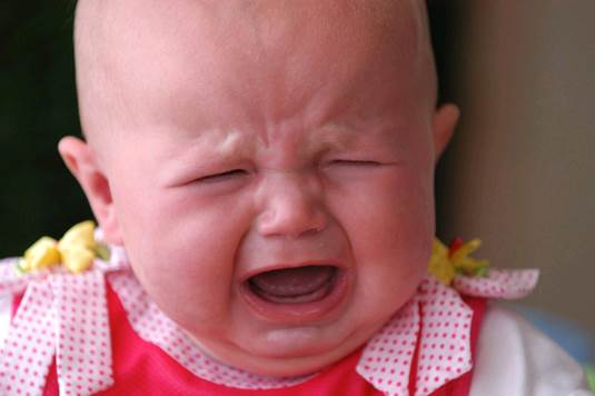 Baby's cry doesn't always mean that they're hungry, tired… or their diapers are wet.