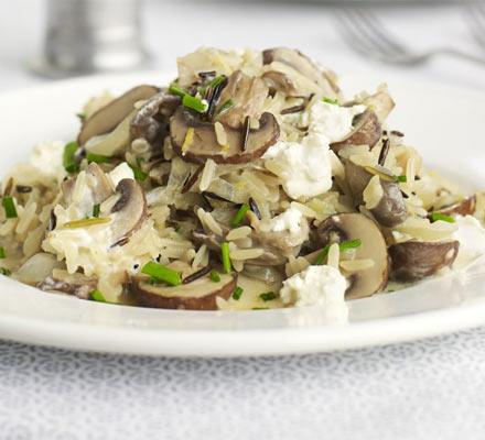 Description: Serve with a green salad