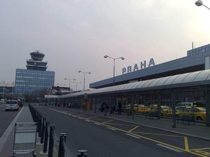 Description: Praha Ruzyne airport