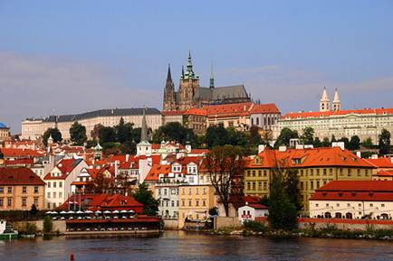 Description: the Prague Castle