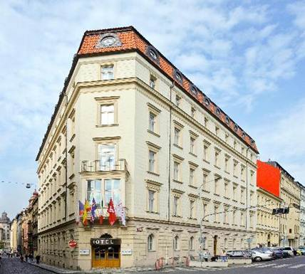 Description: Hotel Chopin Prague