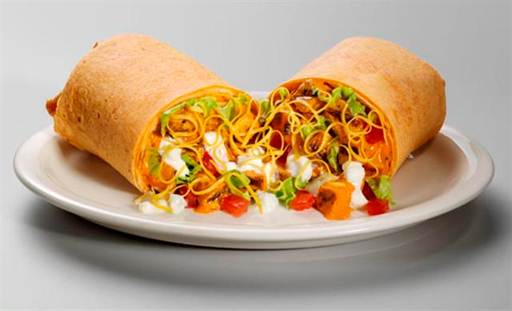Description: Buffalo Chicken Wraps