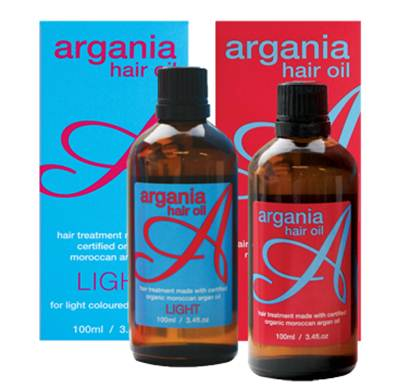 Description: Argania Hair Oil