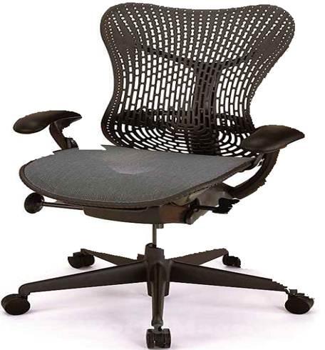 Description: Herman Miller Mira chair