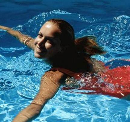 Description: Swimming + toning