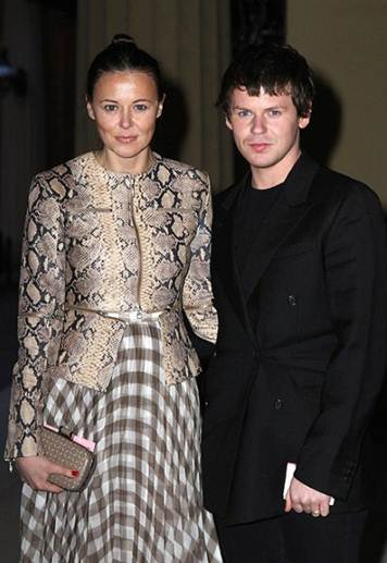 Description: Christopher Kane and his big sister Tammy
