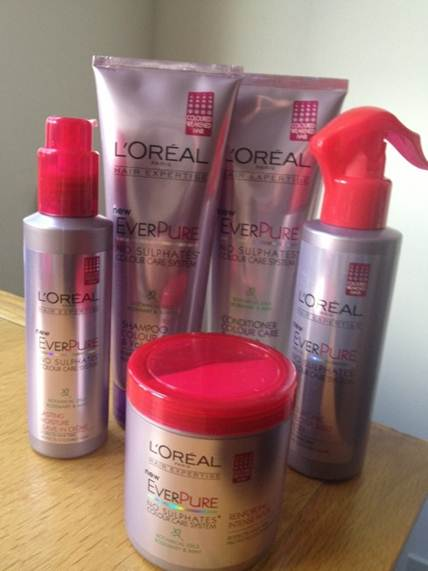 Description: Apply a treatment, such as L'Oréal EverPure Reinforcing Intense Mask, $ 11, the night before you fly a frizz-free trip.