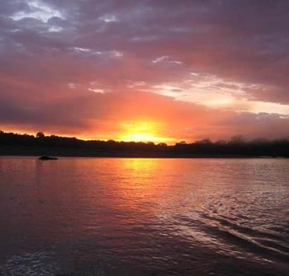 Description: the Manu river