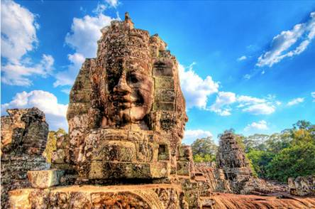 Description: Bayon Temple