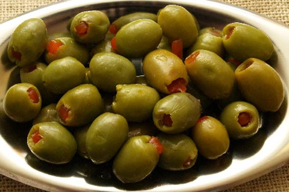 Description: Olives