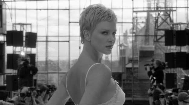 Description: Charlize Theron in Woody Allen's Celebrity