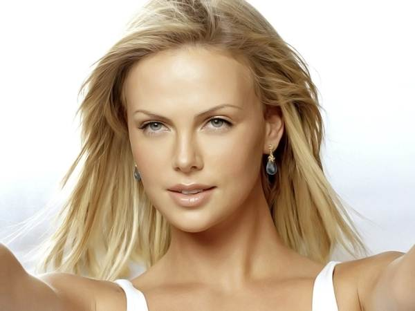 Description: Charlize's achievements are all the more impressive given that she grew up far from Hollywood, in South Africa, on a farm east of Johannesburg, and her first language is Afrikaans.