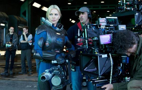 Description: Charlize In Prometheus