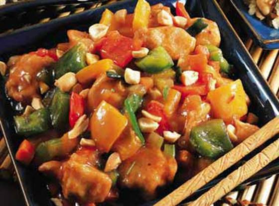 Description: Quick Kung Pao Chicken