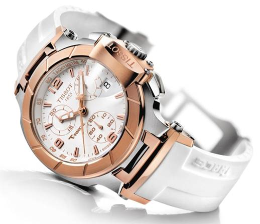 Description: Tissot T-Race For Ladies