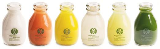 Description: Organic Avenue Juice