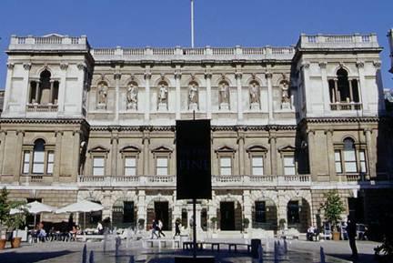 Description: at the Royal Academy