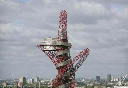 Description: Anish Kapoor to design iconic landmark for Olympic Park