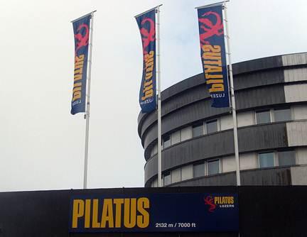 Description: The peak of Pilatus at a staggering 7000ft