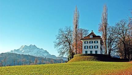 Description: Wagner's house