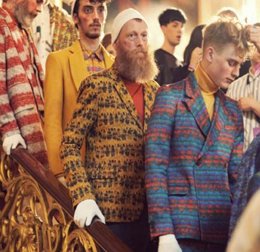 Description: Your inside track on the latest in men's style and shopping