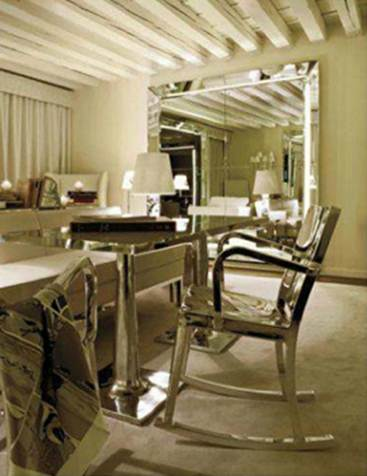 Description: The JD Suite at the hotel