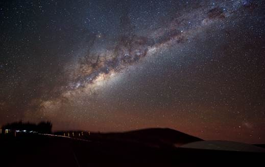Description: The Atacama Desert in Chile is not just the driest place on Earth, but one of the very best places from which to observe the night sky
