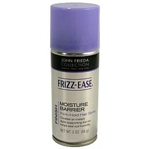 Description: Frizz-Ease Moisture Barrier Firm Hold Hairspray