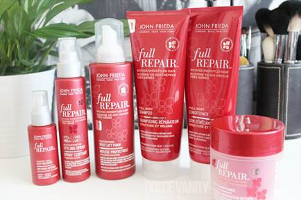Description: Full Repair Style Creator Heat-Activated Styling Spray