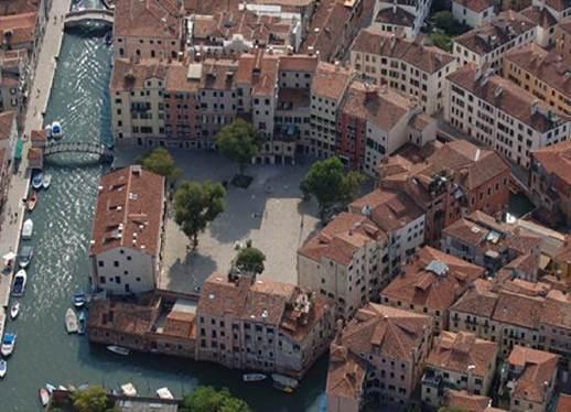 Description: Venice's Ghetto