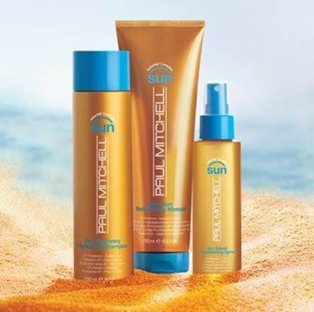 Description: Paul Mitchell Sun Shield Conditioning Sprays