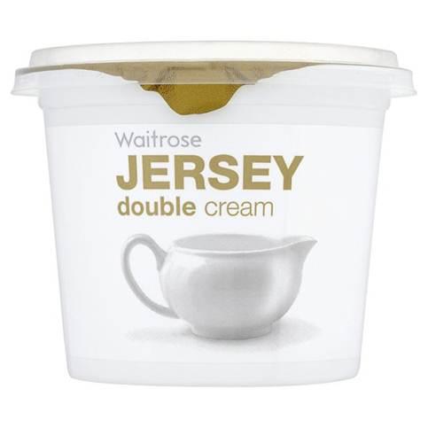 Description: Serve with Jersey double cream