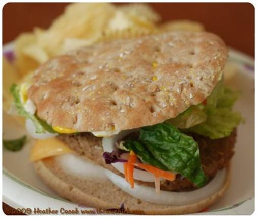 Description: Skinny Burger